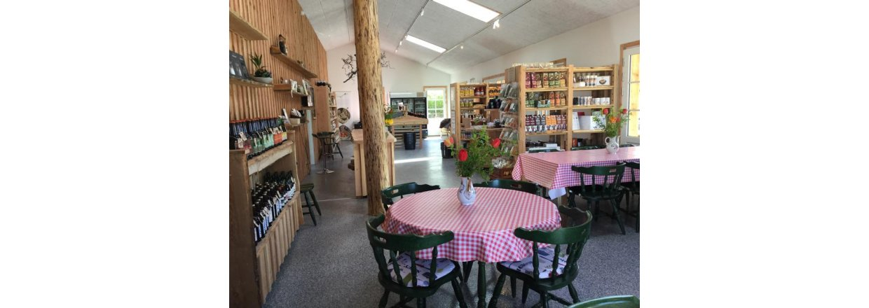 Høbjerg Cafe og Gårdbutik